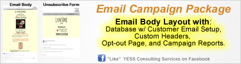 Email Campaign Package